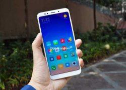 اولین تصاویر فاش شده از شیائومی ردمی ۵ پلاس (Xiaomi Redmi 5 Plus)
