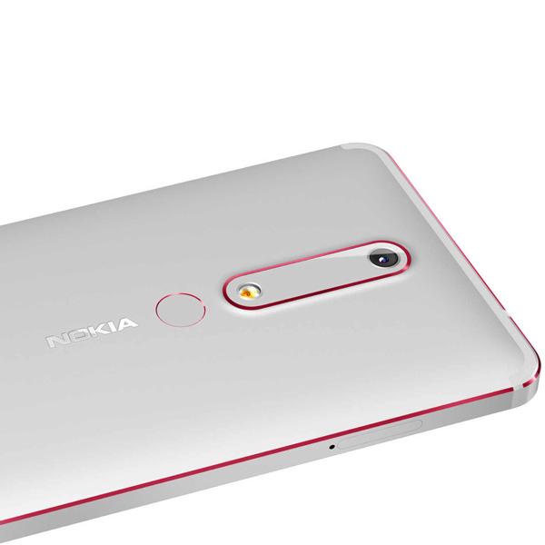 نوکیا 6.1 , Nokia 6.1