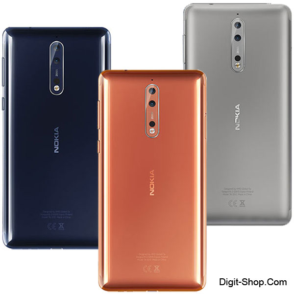 نوکیا 8 , Nokia 8