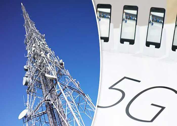 نسل پنجم شبکه مخابراتی با نام (5G) پایه گذاری از نوکیا