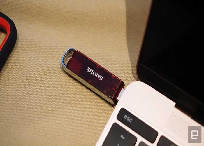تولید و معرفی اولین فلش یک ترابایتی از SanDisk