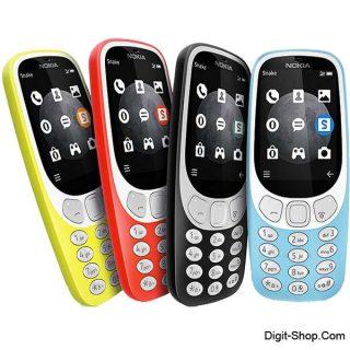 مشخصات قیمت گوشی نوکیا 3310 3 جی , Nokia 3310 3G | دیجیت شاپ