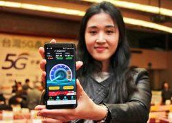 تست سرعت اینترنت 5G با HTC U12