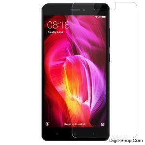 قیمت محافظ صفحه نمایش گلس شیائومی ردمی نوت 4 , Xiaomi Redmi Note 4 | دیجیت شاپ