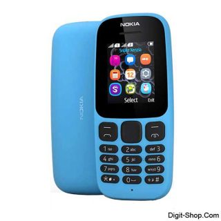 مشخصات قیمت گوشی نوکیا 105 2017 , Nokia 105 2017   دیجیت شاپ
