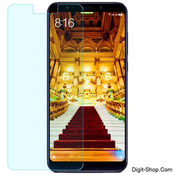 قیمت محافظ صفحه نمایش گلس شیائومی ردمی نوت 5 پلاس , Xiaomi Redmi Note 5 Plus | دیجیت شاپ