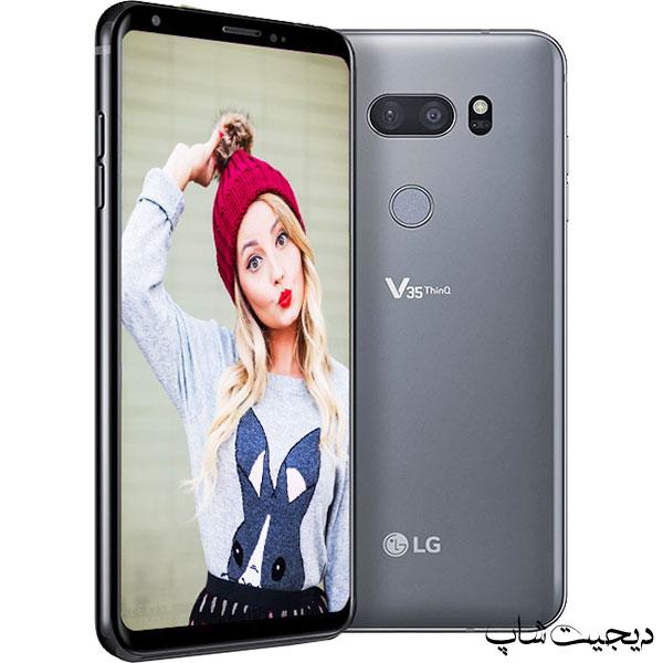 مشخصات قیمت خرید ال جی وی 35 تینک - LG V35 ThinQ - دیجیت شاپ