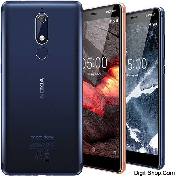 مشخصات قیمت گوشی نوکیا 5.1 , Nokia 5.1 | دیجیت شاپ