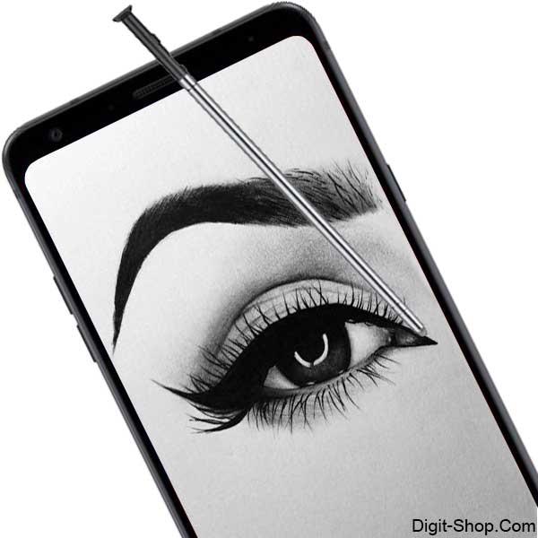 مشخصات قیمت خرید ال جی کیو استایلوس - LG Q Stylus - دیجیت شاپ