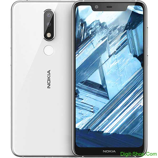 مشخصات قیمت خرید نوکیا 5.1 پلاس (ایکس 5) - Nokia 5.1 Plus (X5) - دیجیت شاپ