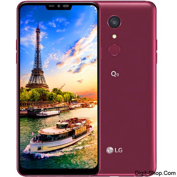 مشخصات قیمت خرید ال جی کیو 9 - LG Q9 - دیجیت شاپ
