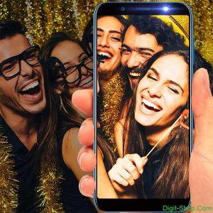 مشخصات قیمت خرید اچ تی سی یو 12 لایف - HTC U12 life - دیجیت شاپ