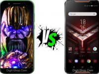 مقایسه Xiaomi Black Shark Helo و Asus ROG Phone