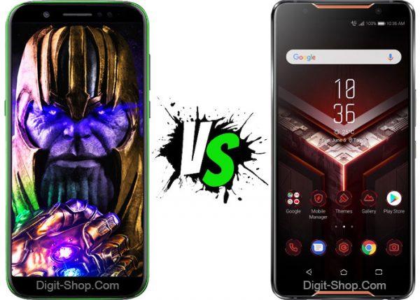 Gaming Phone : مقایسه شیائومی بلک شارک هلو و ایسوس راگ فون
