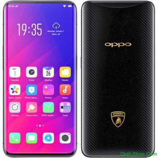 مشخصات قیمت گوشی اوپو فایند X ایکس لامبورگینی , Oppo Find X Lamborghini | دیجیت شاپ