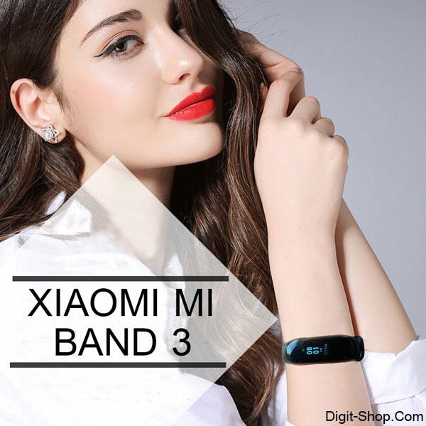 مشخصات قیمت خرید شیائومی می بند 3 - Xiaomi Mi Band 3 - دیجیت شاپ