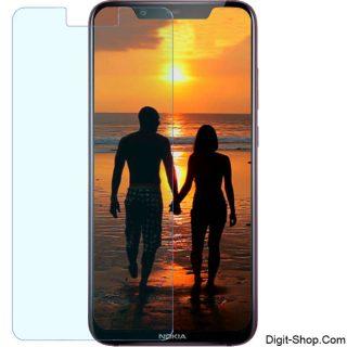 قیمت محافظ صفحه نمایش گلس نوکیا 8.1 (ایکس 7) , Nokia 8.1 (X7) | دیجیت شاپ