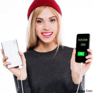 قیمت خرید پاور بانک شیائومی زدمی 5000 میلی آمپر , Power bank Xiaomi ZMi 5000 mAh