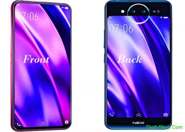 vivo NEX Dual Display : اولین گوشی جهان با دو صفحه نمایش بزرگ