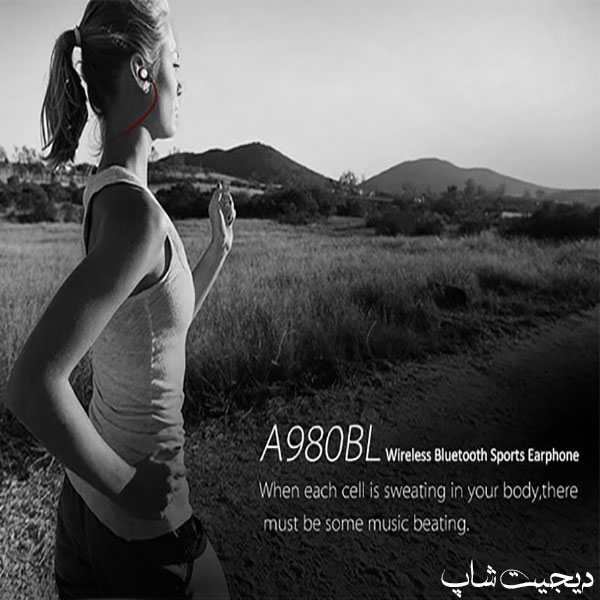 قیمت خرید هدست آوی A960BL مگنت , Awei A980BL Sports Bluetooth - دیجیت شاپ