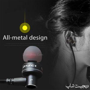 قیمت خرید هدست آوی ES-10TY سوپر بیس , Awei ES-10TY Super Bass Headset - دیجیت شاپ