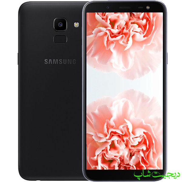 مشخصات قیمت خرید سامسونگ گلکسی جی 6 - Samsung Galaxy J6 - دیجیت شاپ