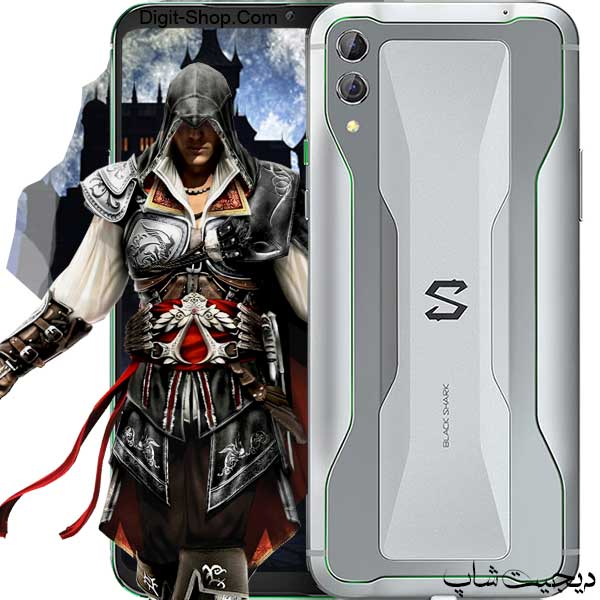مشخصات قیمت گوشی شیائومی بلک شارک 2 , Xiaomi Black Shark 2 | دیجیت شاپ