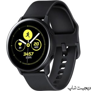 مشخصات قیمت ساعت هوشمند سامسونگ گلکسی واچ اکتیو , Samsung Galaxy Watch Active | دیجیت شاپ