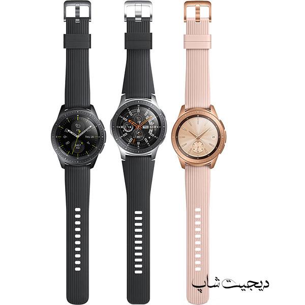 مشخصات قیمت ساعت هوشمند سامسونگ گلکسی واچ , Samsung Galaxy Watch | دیجیت شاپ