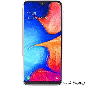مشخصات قیمت خرید سامسونگ گلکسی ای 20 ایی - Samsung Galaxy A20e - دیجیت شاپ