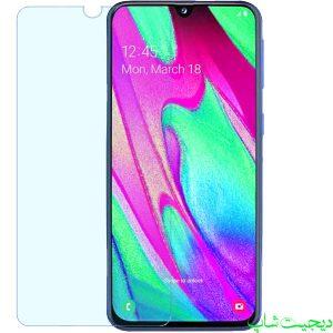 قیمت محافظ صفحه نمایش گلس سامسونگ A40 گلکسی ای 40 , Samsung Galaxy A40 | دیجیت شاپ