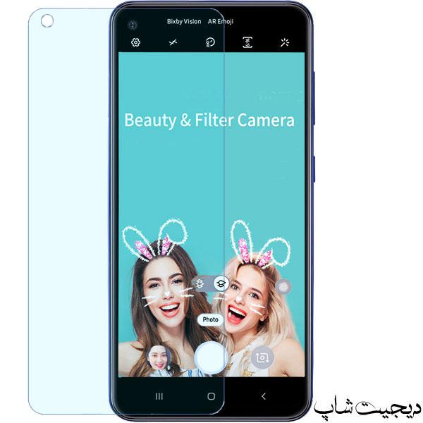 قیمت محافظ صفحه نمایش گلس سامسونگ A60 گلکسی ای 60 , Samsung Galaxy A60