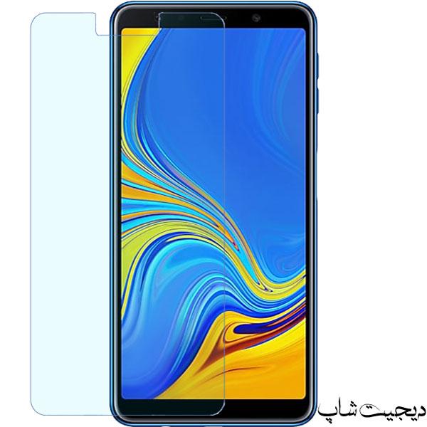 قیمت خرید گلس محافظ صفحه نمایش سامسونگ گلکسی ای 7 (2018) - Samusung Galaxy A7 (2018) - دیجیت شاپ