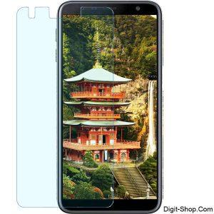 محافظ صفحه نمایش گلس سامسونگ +J6 گلکسی جی 6 پلاس , Samsung Galaxy J6+ Plus | دیجیت شاپ