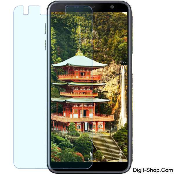 محافظ صفحه نمایش گلس سامسونگ +J6 جی 6 پلاس , Samsung Galaxy J6+ Plus | دیجیت شاپ