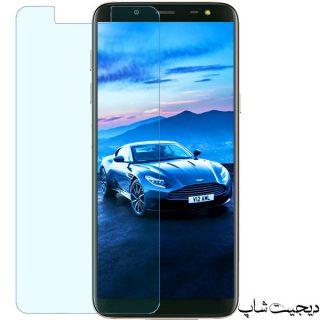 قیمت محافظ صفحه نمایش گلس سامسونگ J6 گلکسی جی 6 , Samsung Galaxy J6 | دیجیت شاپ