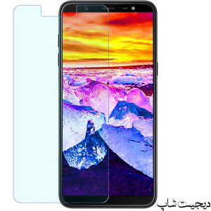 قیمت خرید گلس محافظ صفحه نمایش سامسونگ گلکسی جی 8 - Samusung Galaxy J8 - دیجیت شاپ