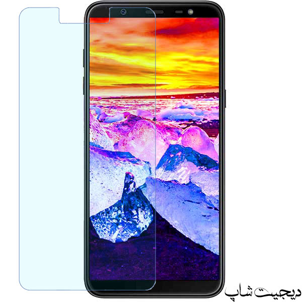 محافظ صفحه نمایش گلس سامسونگ J8 گلکسی جی 8 , Samsung Galaxy J8 | دیجیت شاپ