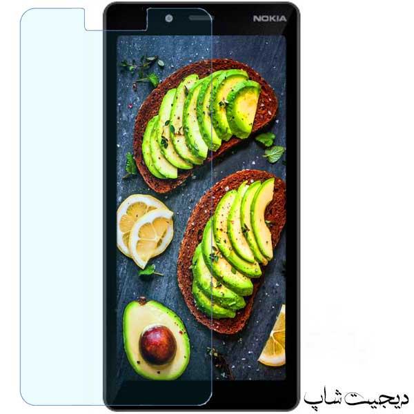 گلس محافظ صفحه نمایش نوکیا ۱ پلاس - Nokia 1 Plus