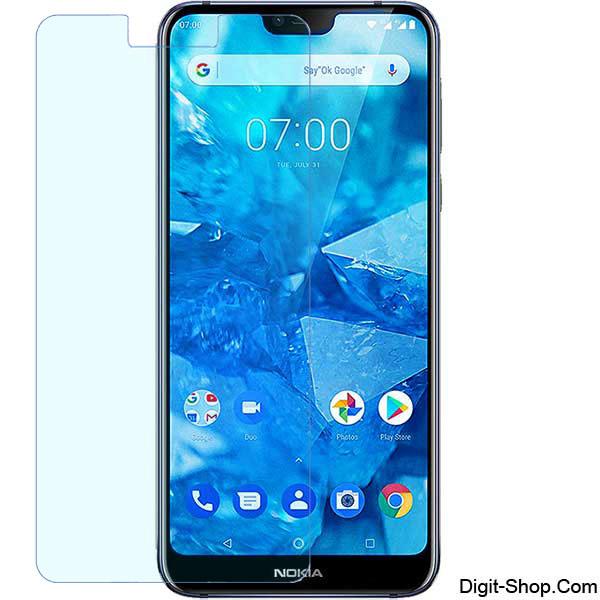 قیمت خرید گلس محافظ صفحه نمایش نوکیا 7.1 - Nokia 7.1