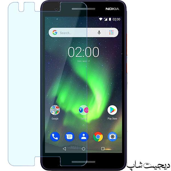 گلس محافظ صفحه نمایش نوکیا 2.1 , Nokia 2.1