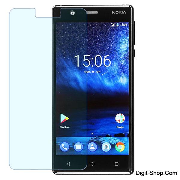 قیمت خرید گلس محافظ صفحه نمایش نوکیا 3 - Nokia 3 - دیجیت شاپ