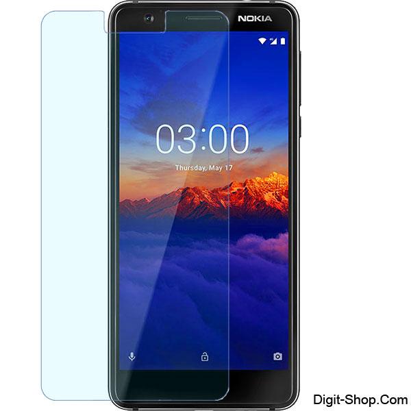 قیمت خرید گلس محافظ صفحه نمایش نوکیا 3.1 - Nokia 3.1 - دیجیت شاپ