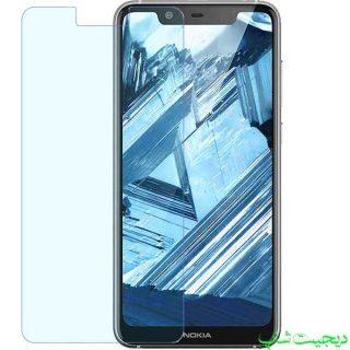 قیمت محافظ صفحه نمایش گلس نوکیا 5.1 پلاس (ایکس 5) , Nokia 5.1 Plus (X5) | دیجیت شاپ