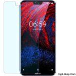 قیمت گلس محافظ صفحه نمایش نوکیا 6.1 پلاس (ایکس 6) , Nokia 6.1 Plus (X6)