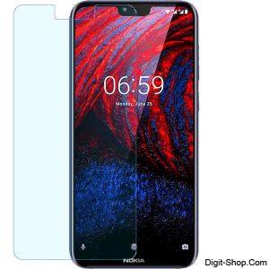 قیمت خرید گلس محافظ صفحه نمایش نوکیا 6.1 پلاس (ایکس 6) - Nokia 6.1 Plus (X6) - دیجیت شاپ