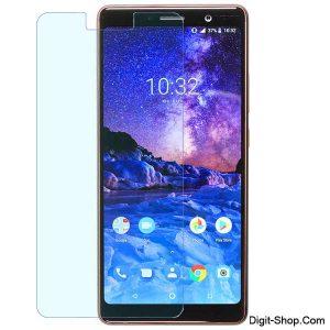 قیمت خرید گلس محافظ صفحه نمایش نوکیا 7 پلاس - Nokia 7 Plus - دیجیت شاپ