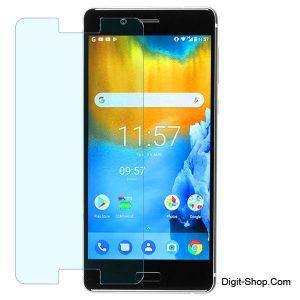 قیمت خرید گلس محافظ صفحه نمایش نوکیا 8 - Nokia 8 - دیجیت شاپ