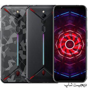 قیمت خرید زد تی نوبیا رد مجیک 3 , ZTE nubia Red Magic 3 - دیجیت شاپ
