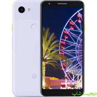 مشخصات قیمت خرید گوگل پیکسل 3 ای ایکس ال - Google Pixel 3a XL - دیجیت شاپ